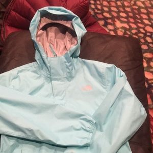 The North Face dry vent coat size 7/8 New.